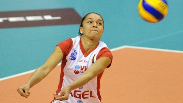 Juliana Gomesová z Prostějova.