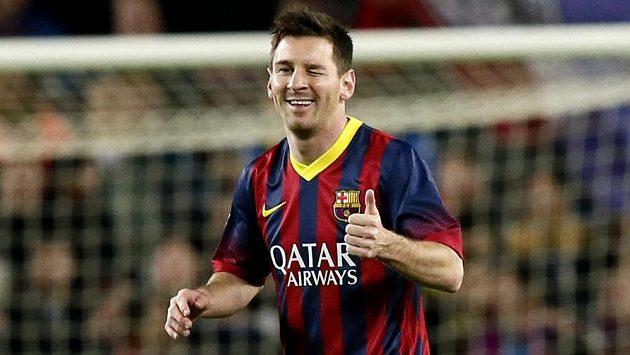 Lionel Messi se v Barceloně dočkal vylepšené smlouvy.