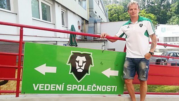 Václav Nedorost se stal v Mladé Boleslavi novým sportovním ředitelem.