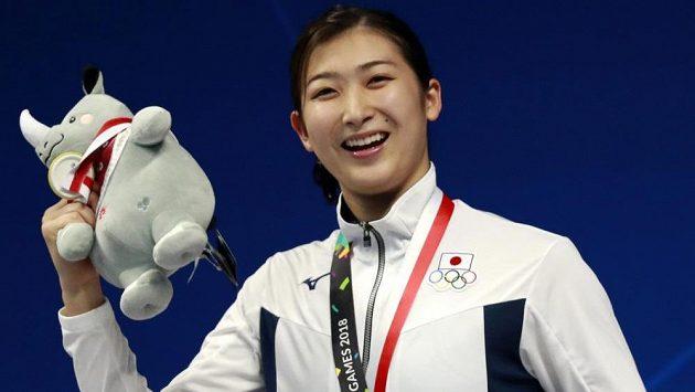 Japonská plavecká hvězda Ikeeová má leukémii