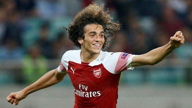 Budoucnost Arsenalu, Matteo Guendouzi.