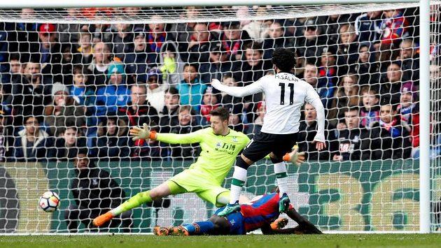 Liverpoolský Mohamed Salah by měl dnes večer do odvety nastoupit.