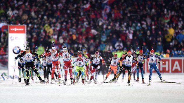 Biatlon se do Nového Města na Moravě vrátí v prosinci.