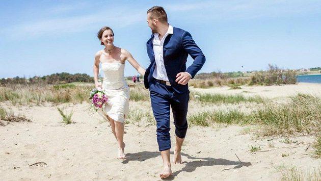 Běh může vést i ke svatbě, jak se přesvědčili v Kanadě. (ilustrační foto)