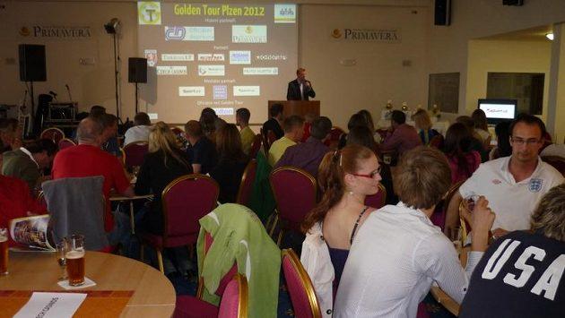 Galavečer Golden Tour Plzeň udělal definitivní tečku za letošní sezónou v západočeské metropoli.