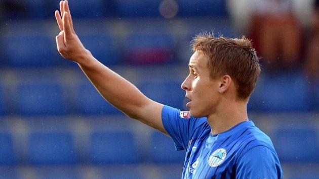 Čtyři góly už nasázel Josef Šural v probíhajícím ročníku Gambrinus ligy.