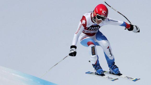 Švýcarská lyžařka Dominique Gisinová se v závodech už nepředstaví.