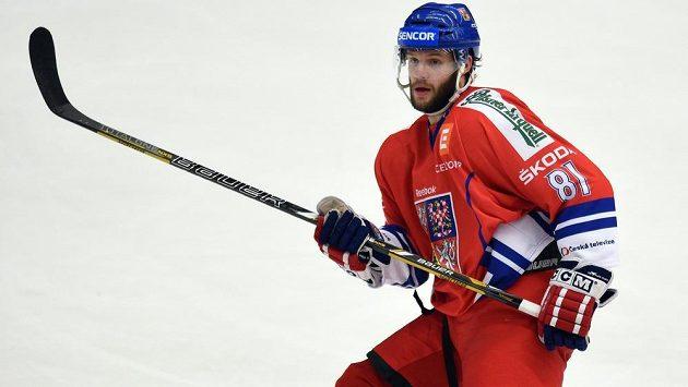 Český hokejový útočník Tomáš Vincour míří opět do NHL.