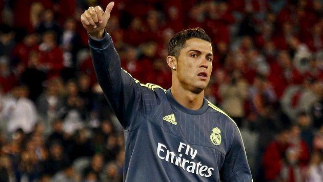 I na dárky je Cristiano Ronaldo jednička...