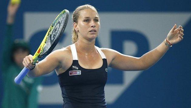 Slovenská tenistka Dominika Cibulková se představí na turnaji Prague Open.