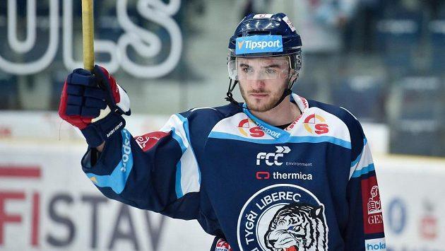 Hokejový útočník Tomáš Filippi se vrací do Liberce.