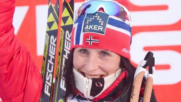 Šestinásobná olympijská vítězka v běhu na lyžích Marit Björgenová po mateřské pauze ohlásila návrat k závodění.