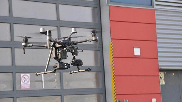 Společnost Správa informačních technologií (SIT) města Plzně představila před nedávnem drony, které se jako první v ČR staly součástí integrovaného záchranného systému (IZS). V akci mohou být i dnes.