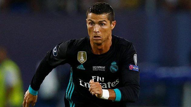 Cristiano Ronaldo bude zkraje ligy Realu chybět.