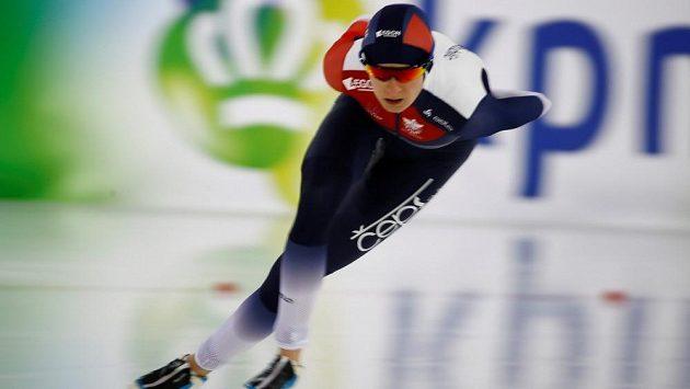 O jedenáctý triumf v hodnocení seriálu na dlouhých tratích bude Martina Sáblíková bojovat ve Stavangeru.
