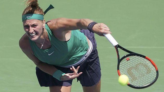 Petra Kvitová je už pátou hráčkou světa