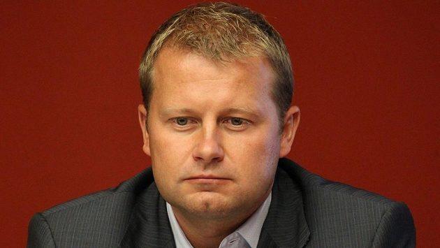 Majitel hokejových Vítkovic Aleš Pavlík.