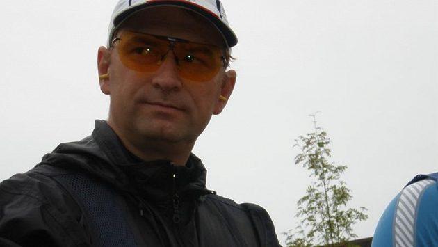Skeetař Jan Sychra