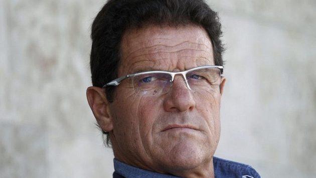 Trenér Fabio Capello