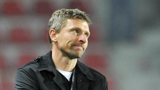 Sparťanský kouč Martin Hašek tvrdí, že jeho tým má titul pořád ve svých rukou.