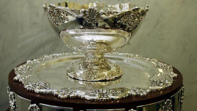 Davisův pohár - ilustrační foto