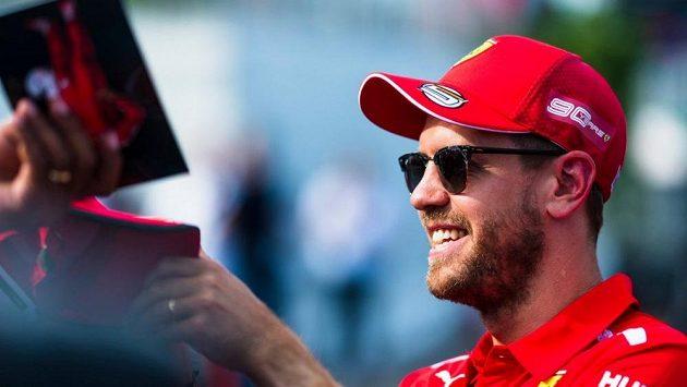Seabastian Vettel.