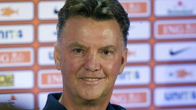 Nizozemský trenér Louis van Gaal