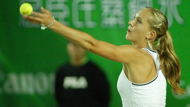Nicole Vaidišová v roce 2006. Vrátí se znovu na okruh WTA?