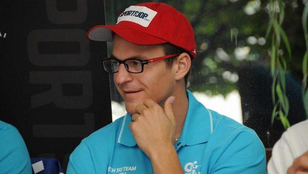 Slalomář Kryštof Krýzl udělal před novou sezónou řadu změn.
