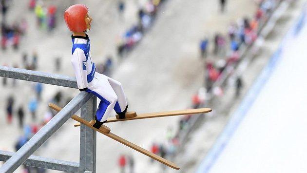 Kvůli slinému větru se nedělní skokanský závod v rakouském Bad Mitterndorfu nekonal.