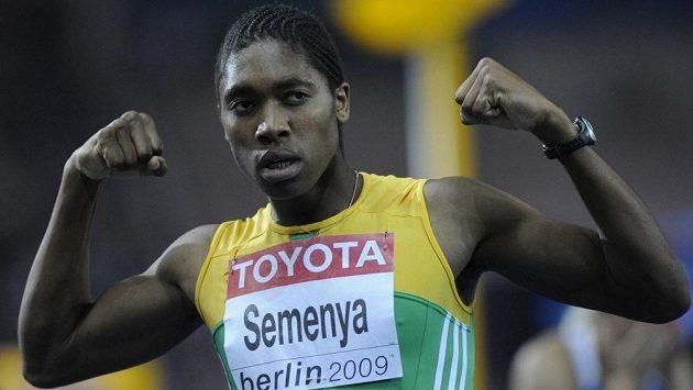 Caster Semenya: Můžete všechno vyhrát, a přece na vás zapomenou...