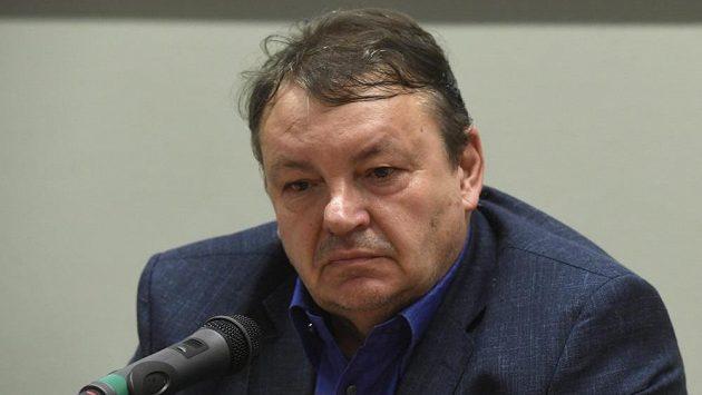 Prezident Českého hokeje Tomáš Král na archivním snímku.