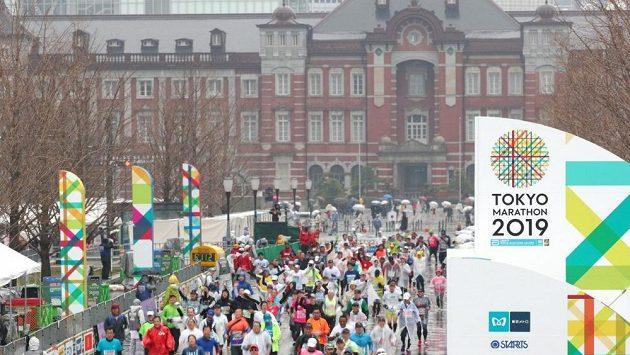 Tokijský maraton byl letos velkým překvapením. Pro zbytek světa, ne tak pro Japonce.