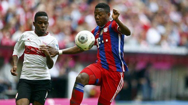 Mladý rakouský bek David Alaba z Bayernu Mnichov v nominaci nechybí.