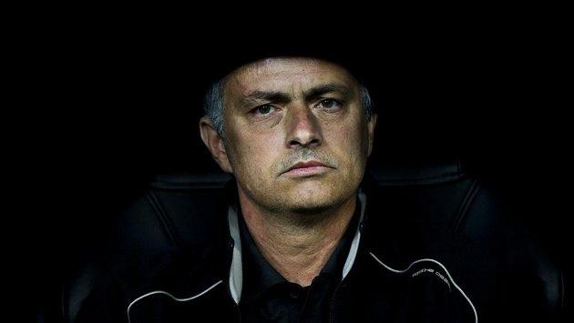 José Mourinho, staronový trenér Chelsea.