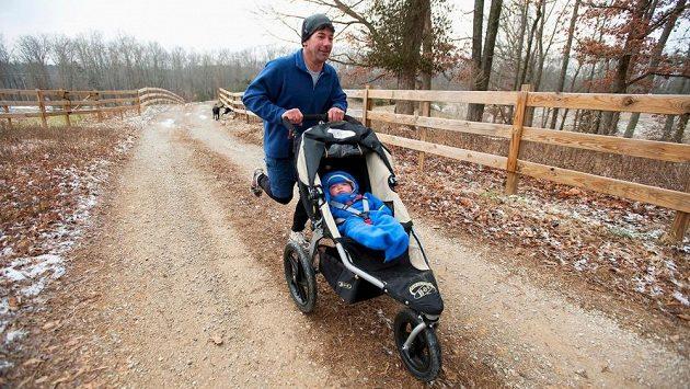Chlapácká verze strolleringu. Nejkontroverznější téma od dob vynálezu miminek!
