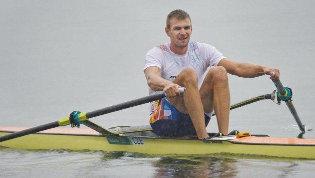 Ondřej Synek se popral s deštěm a nepříznivým počasím a v Riu bude útočit na medaile.