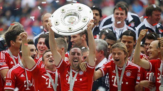 Bude Bayern slavit i po sobotním finále Ligy mistrů?