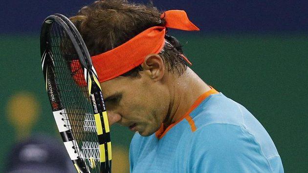 Rafael Nadal se naděje na Turnaj mistrů nevzdává.
