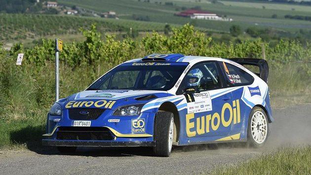 Pech dominated the Hustopeče Rally, Kopecký is still leading the championship