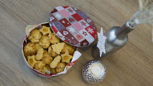 Vánoční cukroví jinak a zdravěji!