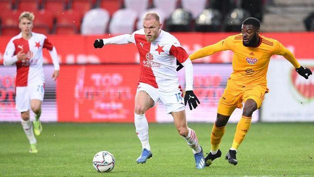 Vyškov vstoupí do druhé fotbalové ligy zápasem na Dukle. (ilustrační foto)