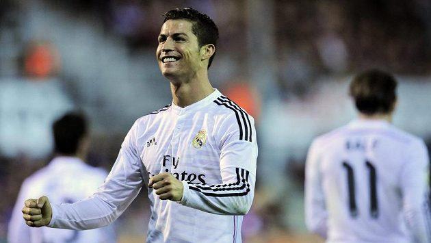 Cristiano Ronaldo z Realu Madrid nechybí v nominaci na Jedenáctku roku podle UEFA.