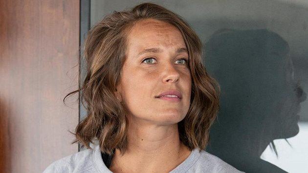 Barbora Strýcová nyní nemá na tenis pomyšlení.