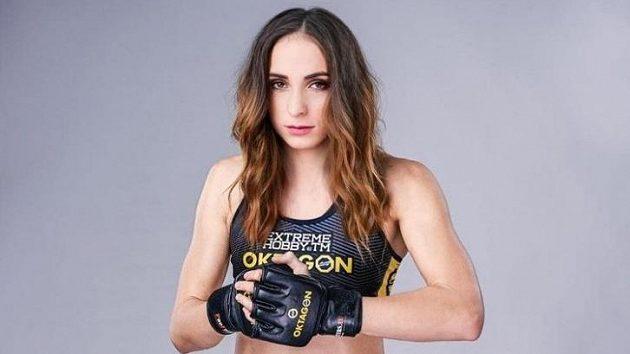 Lucii Pudilovou čeká první MMA zápas pod organizací OKTAGON MMA.