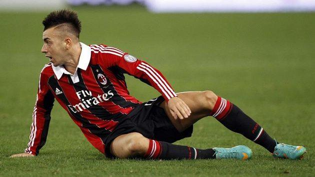 Útočník italského AC Milán Stephan El Shaarawy je v současné době nejtalentovanějším mladíkem.