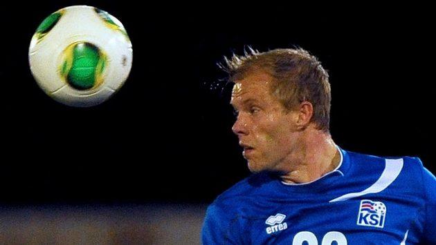 Eidur Gudjohnsen je islandskou fotbalovou modlou.