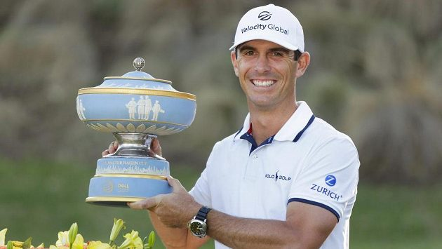 Americký golfista Billy Horschel vyhrál jamkovku v Austinu a poprvé se radoval z titulu na akci kategorie World Golf Championships.