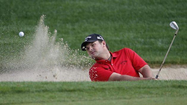 Americký golfista Patrick Reed.