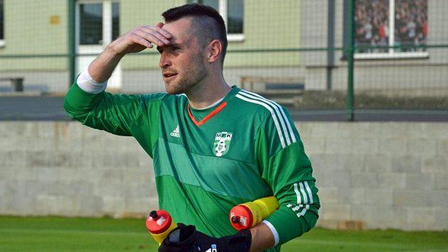 Posila ze Slavie Martin Berkovec v ligové generálce proti polskému Chorzówu inkasoval jedinkrát.